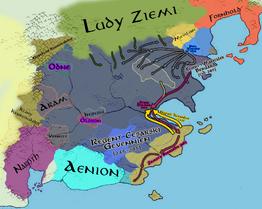 Świat w latach 342-410