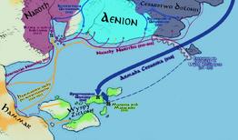 Świat w latach 493-527