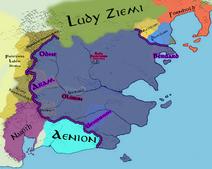 Świat w latach 417-421
