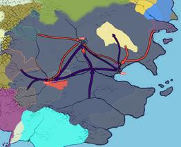 Świat w latach 410-416