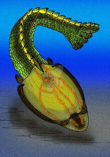 Oreaspis ampla by avancna-d8fajf0