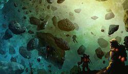 Space pirats by AKIRAwrong
