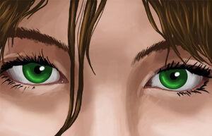 Talic eyes