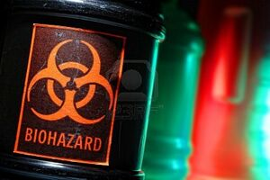 Biohazard-waste