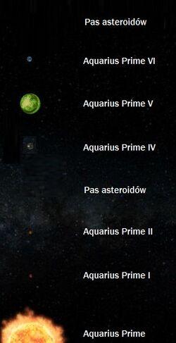 System Aquarius Prime