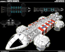 Eagle Transporter plany