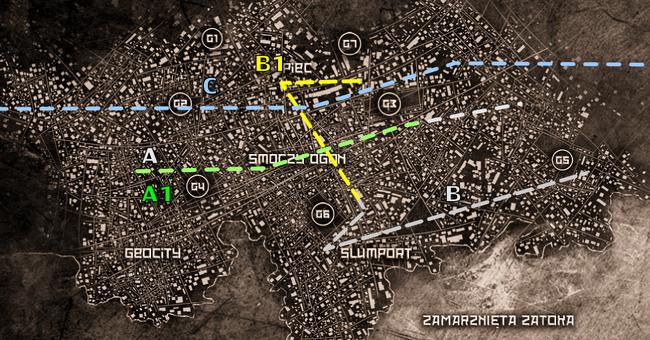 Siec kolejowa