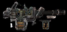 DMC-217XR Plasma Cannon