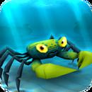 FISHR Green Vampire Crab