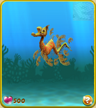 Brown Seadragon