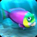 FISHR Violet Parrotfish