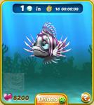 Violet Lionfish