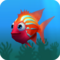 Fish ambient red
