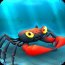 Fish rare crab vampire