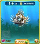 Orange Lionfish