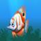 Fish beaked red