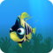 Fish ordinary green