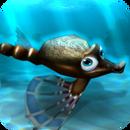 FISHR Short Black Seamoth