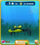 Green Vampire Crab