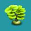 ORN Bright Green Marine Bonsai