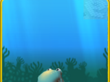 Light Blue Octopus
