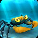 FISHR Orange Vampire Crab