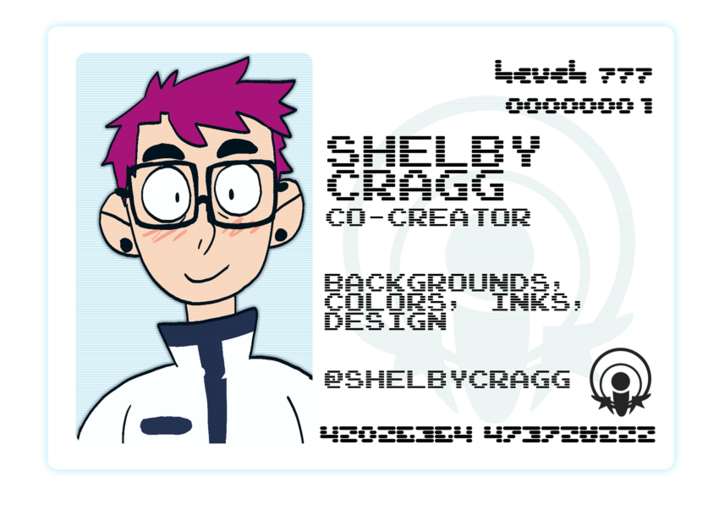 Shelby Cragg profile card