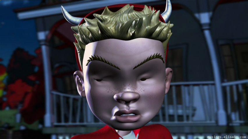 Halloween Spooktacular Movie.Jimmy Brando Neo Scary Godmother Wiki Fandom Powered By