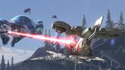 Halo 3-the covenant battle
