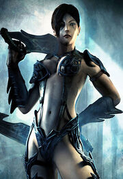 Shahdee in Prince of Persia the Warrior Within