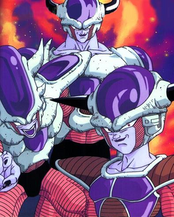 Frieza Forms 1-3