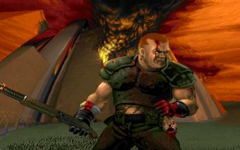 Doomguy Neo Encyclopedia Wiki Fandom
