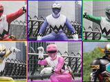 Galaxy Power Rangers