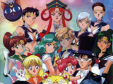 List of Sailor Moon characters