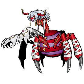 Arukenimon Monster