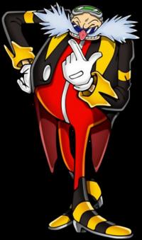 Eggman-Nega
