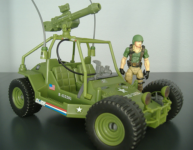 MULTI-LISTING GI Joe A Real American Hero 1987 Vehicle /& Playset Parts