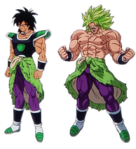 Broly DBS Movie
