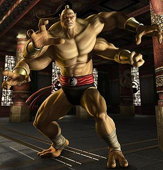 Goro Mortal Kombat Neo Encyclopedia Wiki Fandom