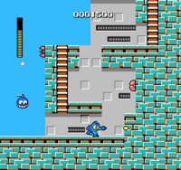 NES Mega Man