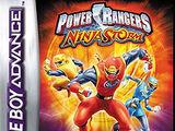 Power Rangers Ninja Storm (video game)