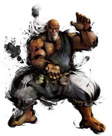 Gouken (Street Fighter IV)