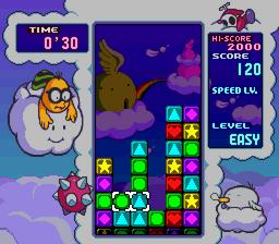 Lakitu Tetris Attack