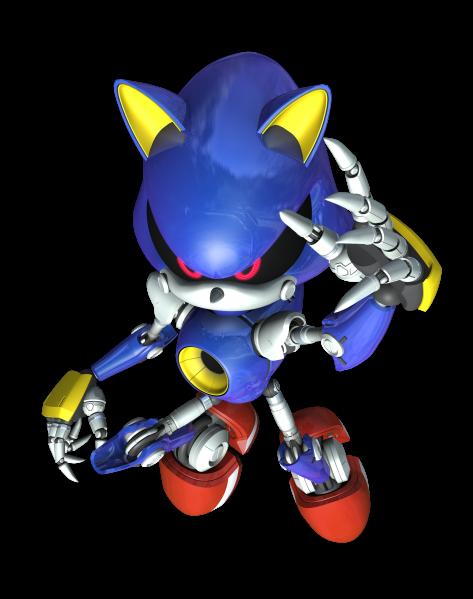 Metal Sonic | Neo Encyclopedia Wiki | FANDOM powered by Wikia