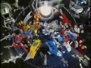 Transformers Energon Characters