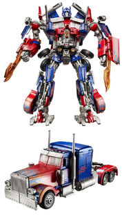 Optimus Prime (Transformers) | Neo Encyclopedia Wiki