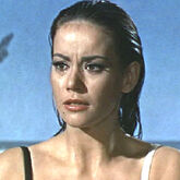 Domino Vitali by Claudine Auger