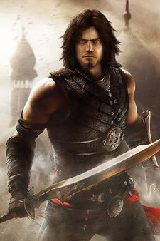 Prince of persia character