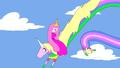 Adventure Time - Princess Bubblegum and Lady Rainicorn.png