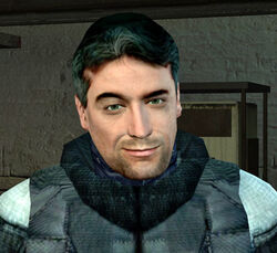 Barney Calhoun (Half-Life)